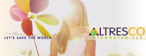 Girl with sunshine